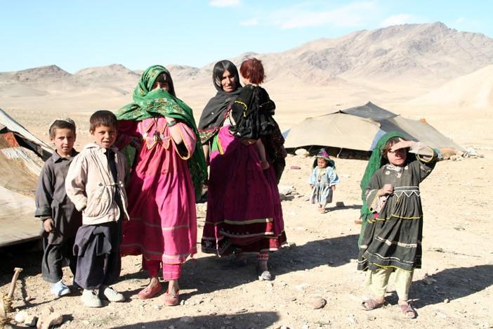 Kuchi Nomads by Ann Jones