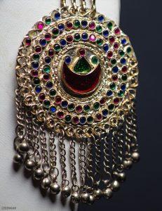 Afghan Tribal Bridal Jewelry Set