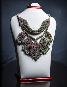 Kuchi Tribe Vintage Necklace