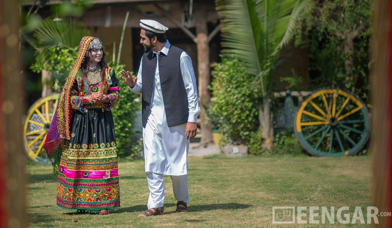 Afghan Clothing