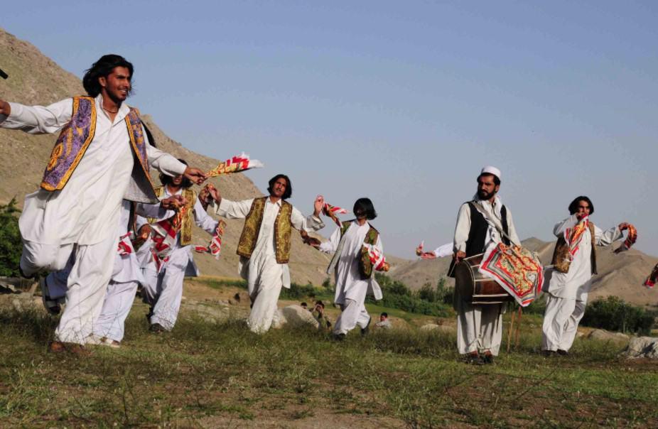 Attan Dance