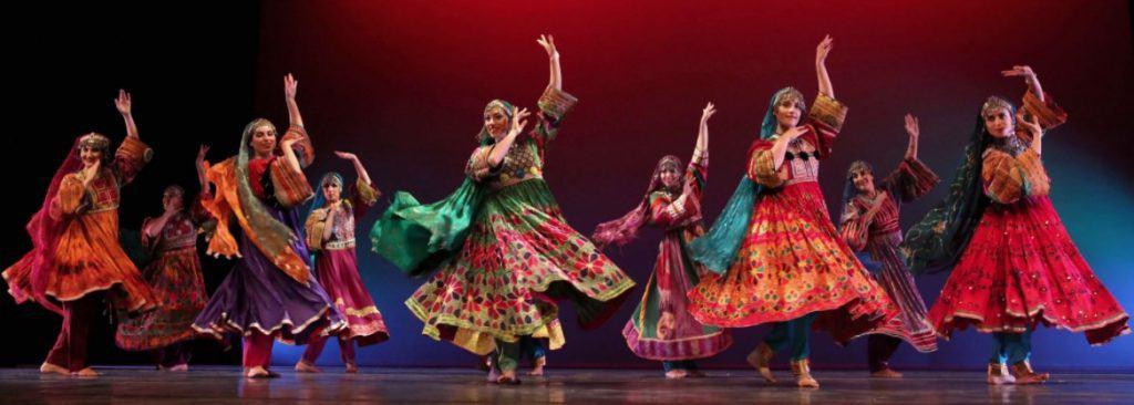Female Attan Dance