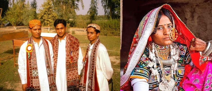 Sindhi Clothes