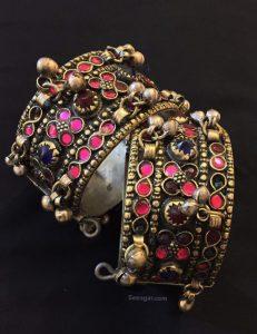 Antique Mughal Cuffs