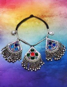 Asian Pendulum Wedding Bracelet