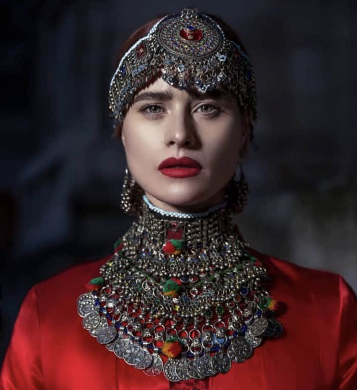 Afghan Traditional Necklace