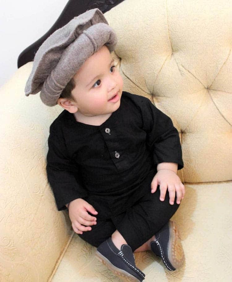 Pashtun Boy Clothes