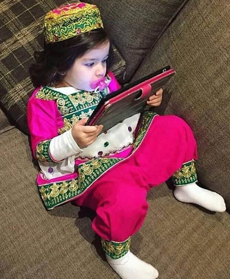 Pashtun Girl Clothes