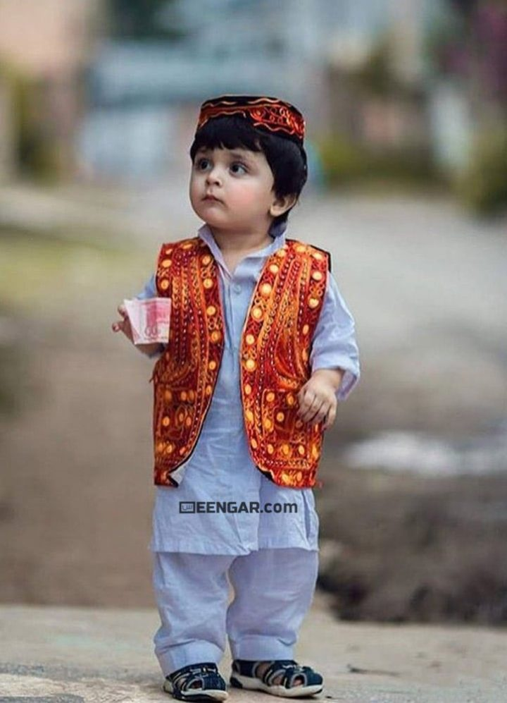 Red Waistcoat for Kids