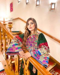 Green-Vintage-Afghan-Clothes-New-Design