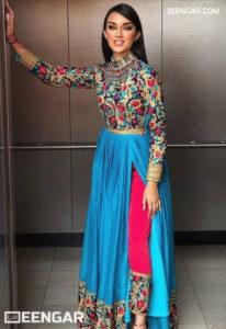Modern Afghan Dress